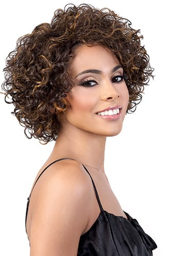Motown Tress Curlable Wig - Charlie