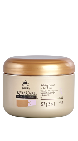 KeraCare Defining Custard For Curls & Coils (8 oz) - Beauty Empire