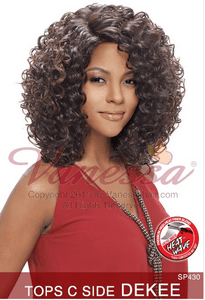 Vanessa Express Lace Front Wig - Tops C Dekee - Beauty EmpireVanessa