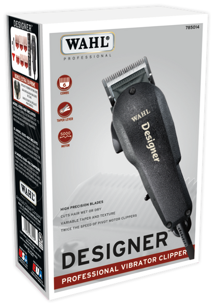 Wahl Professional Designer Hair Clipper - Beauty Empire