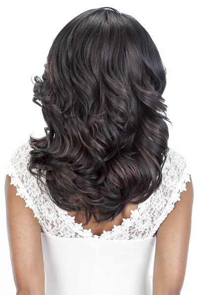 Vivica A. Fox Swiss Lace Front Wig - Dove - Beauty Empire