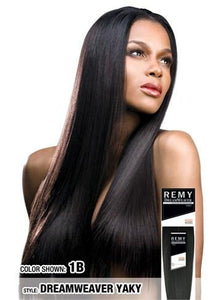 Model Model 100% Remy Human Hair - Dreamweaver