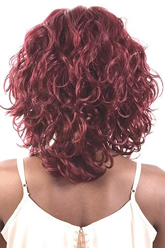 Motown Tress Let's Lace Deep Part Lace Front Wig - LDP Sugar - Beauty Empire