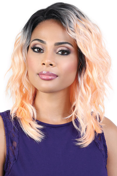 Motown Tress Let's Lace Deep Part Lace Front Wig - LDP Eva