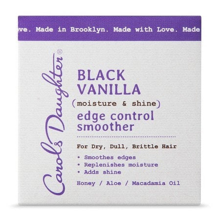 Carols Daughter Black Vanilla Edge Control Smoother (2 oz) - Beauty Empire