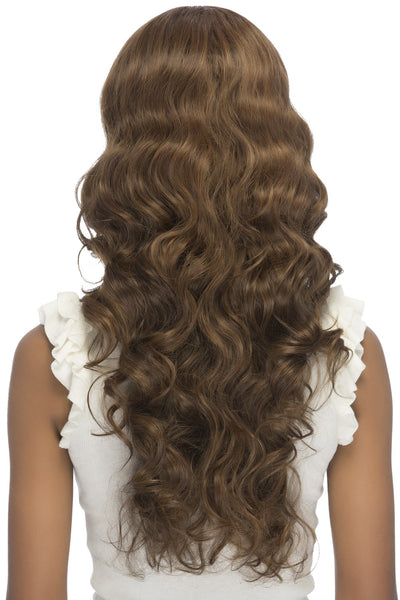 "Vivica A. Fox Natural ""Baby Hair"" Swiss Lace Front Wig - Elia"