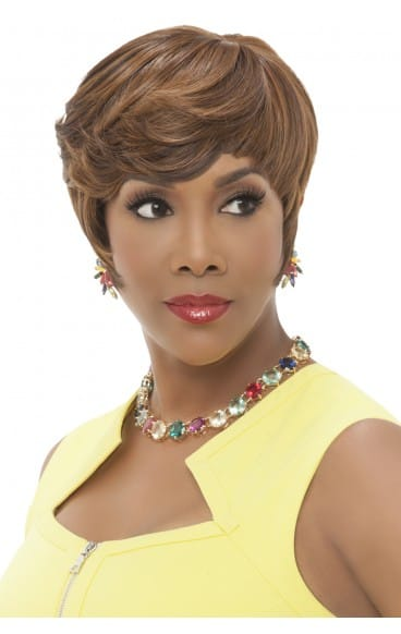 Vivica A. Fox Pure Stretch Cap Synthetic Wig - Eva - Beauty Empire