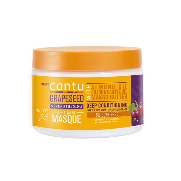 Cantu Grapeseed Strengthening Treatment Masque - 12oz