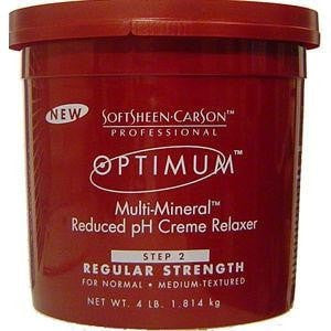 Softsheen Carson Optimum Smooth Relaxer System Step 2 (14 oz)
