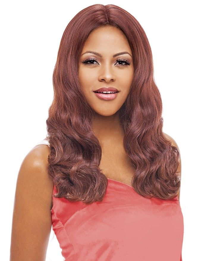 Vanessa Infinity Flex Part Lace Front Wig - Fin Gurly