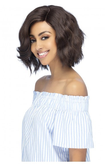 "Vivica A. Fox Natural ""Baby Hair"" Swiss Lace Front Wig - Firenze - Beauty Empire"