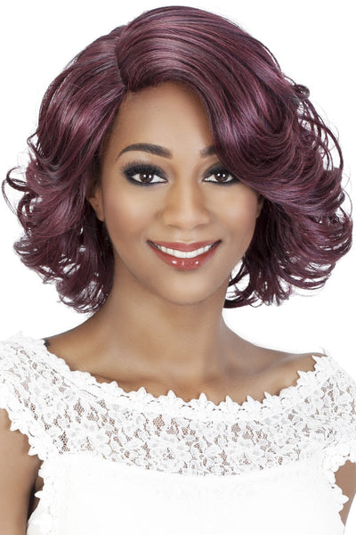Vivica A. Fox Pure Stretch Cap Wig - French - Beauty Empire