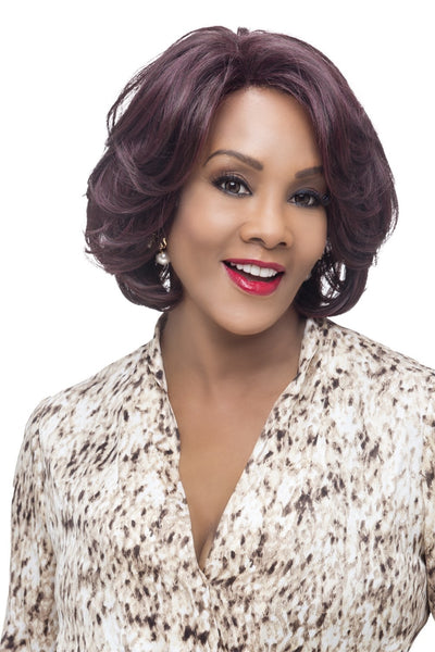 "Vivica A. Fox Natural ""Baby Hair"" Lace Front - Garden - Beauty EmpireVivica A Fox - 1"