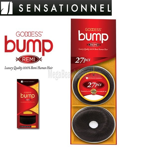 Sensationnel Goddess Bump Remi 27 Pieces - Beauty Empire