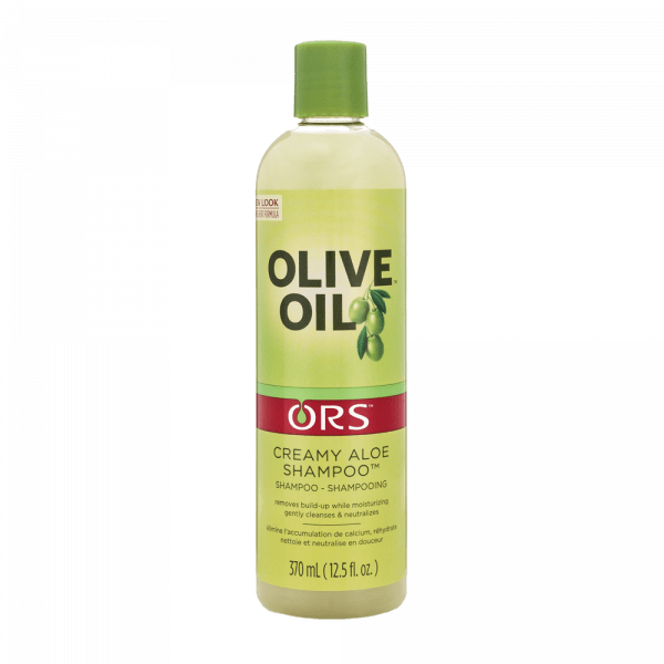ORS Creamy Aloe Shampoo (12.5 Oz) - Beauty Empire