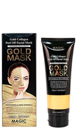 Magic Collection Gold Collagen Peel Off Facial Mask - 4oz - Beauty Empire