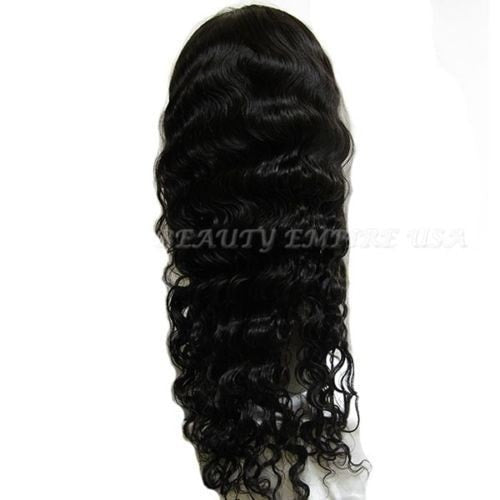 IRIS: Human Hair Deep Body Wave Lace Wig: Grace 24 Inches - Beauty EmpireJK Trading - 3