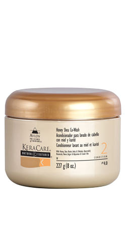 KeraCare Honey Shea Co-Wash (8 oz) - Beauty Empire