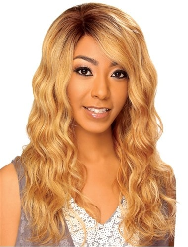 Hollywood Human Lace Front Wig - Onyx - Beauty EmpireHollywood