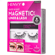 I-Envy Magnetic Liner and Lash Kit - KPMLK01 Wispy Style 01