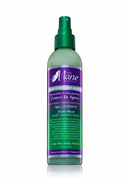 The Mane Choice Hair Type 4 Leaf Clover Leave-In Spray - 8oz