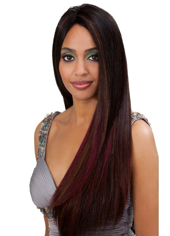 Zury Sis Invisible Top Part Lace Front Wig - Ari 24 Inches