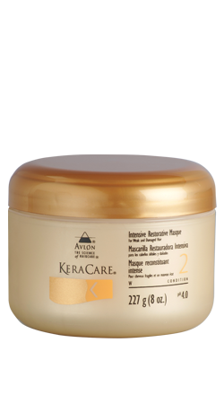 KeraCare Intensive Restorative Masque 2 Condition (8 oz) - Beauty Empire