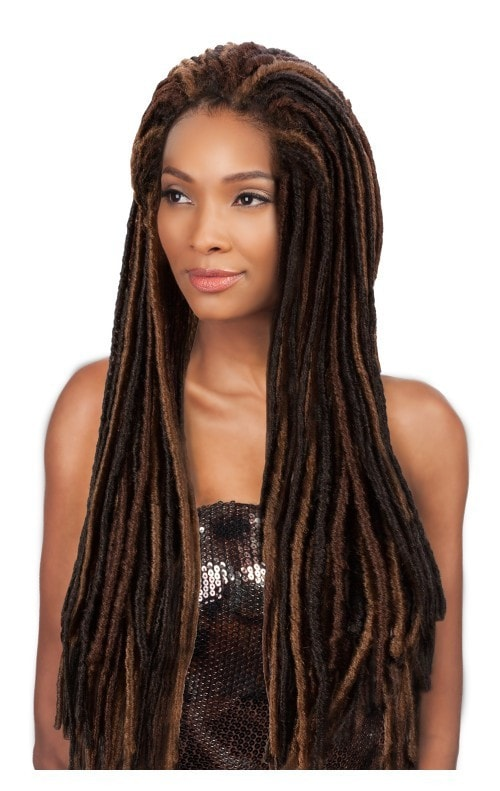 Vivica A. Fox Jamaican Coil Braid 27 Inches - Beauty EmpireVivica A Fox - 1