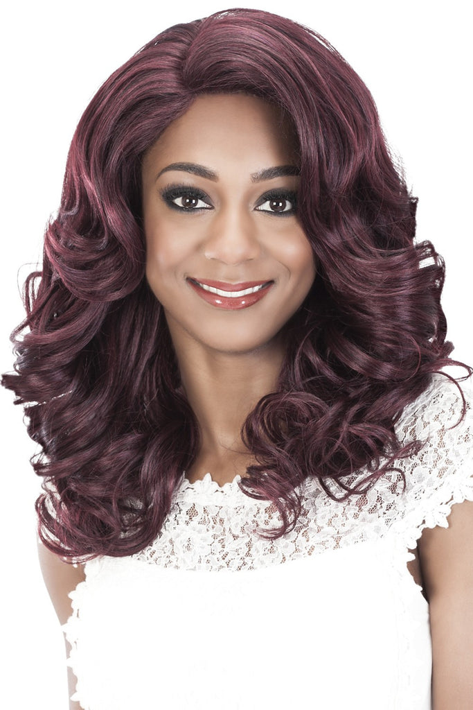Vivica A. Fox Swiss Lace Front Wig - Jax - Beauty Empire