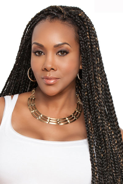 Vivica A. Fox Jumbo 100% Kanekalon Braid - Beauty EmpireVivica A Fox - 2
