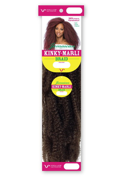 Vivica Fox Jamaican Kinky - Marley Braid - Beauty Empire