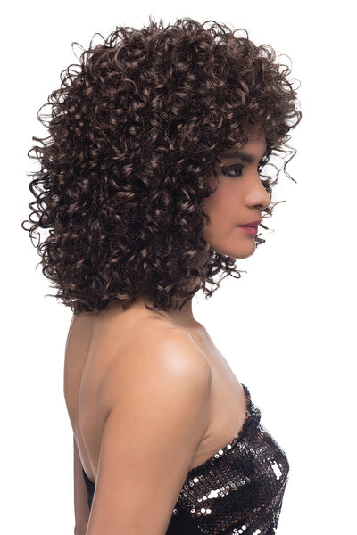 Vivica A. Fox Pure Stretch Cap Synthetic Wig - Kizzie - Beauty Empire