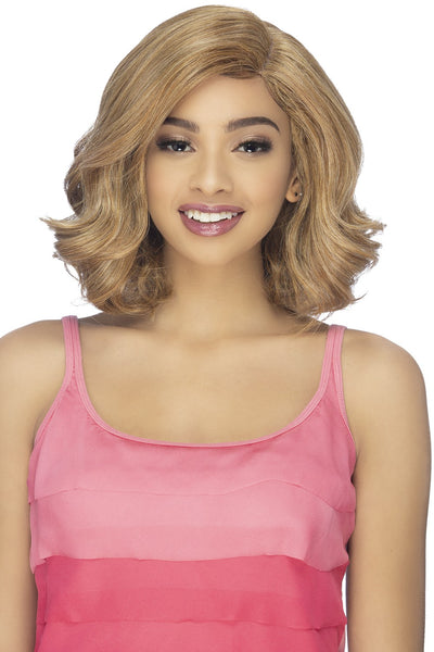 Vivica A. Fox Pure Stretch Cap C Part Wig - Lavina - Beauty Empire