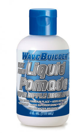 Wave Builder Liquid Pomade (4 oz)