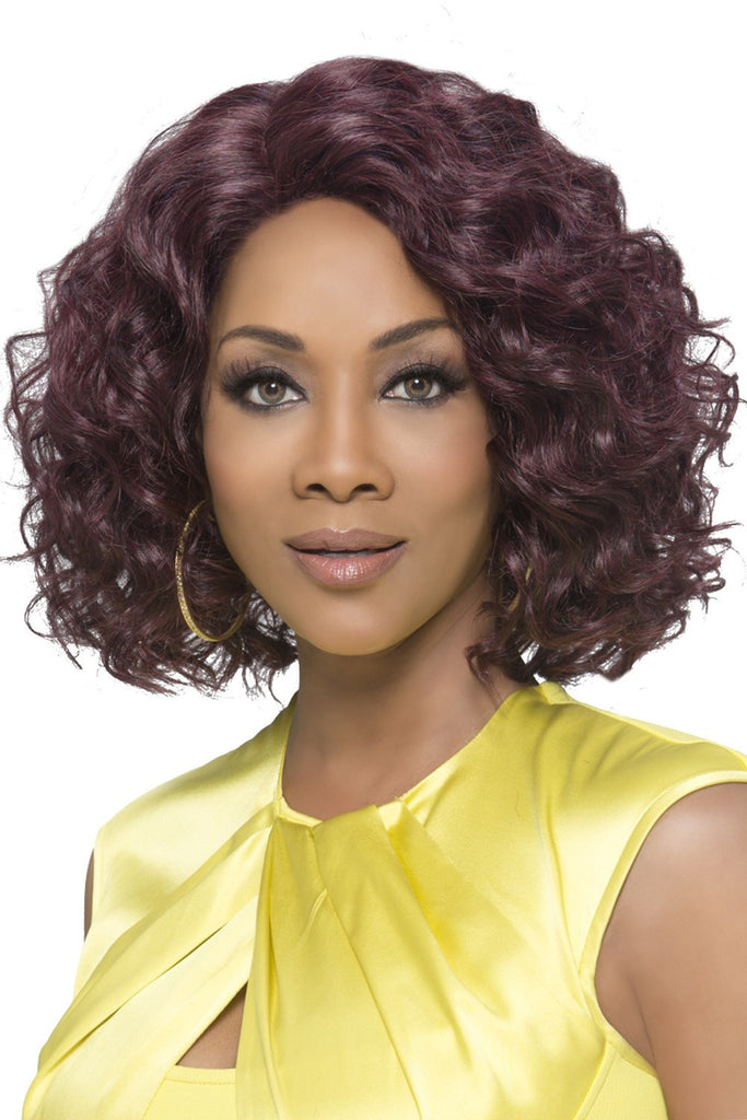 Vivica A Fox Swiss Lace Front Wig Loka Beauty Empire
