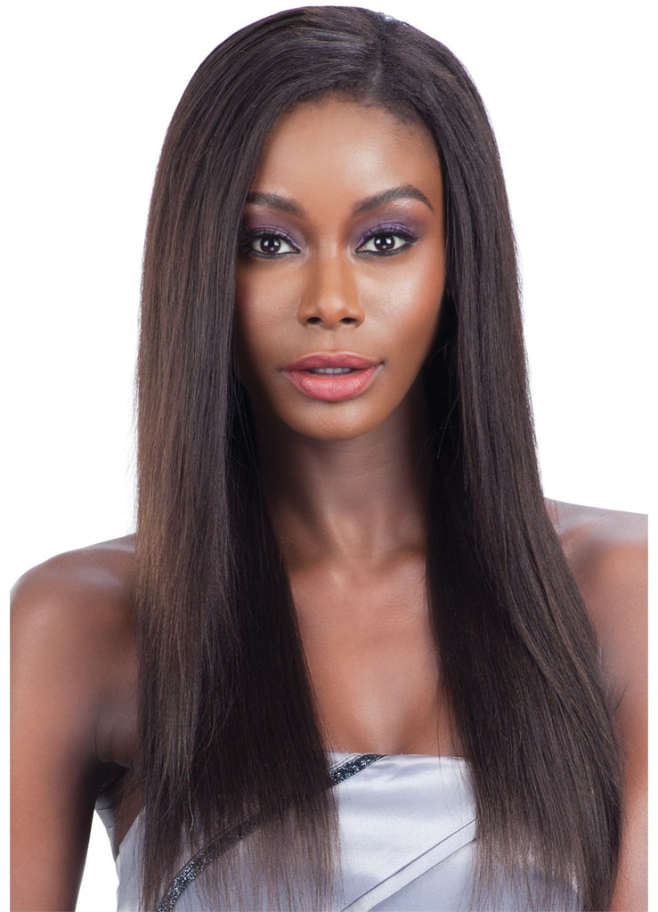 "Model Model Nude Fresh Wet & Wavy 7 Piece (14"" 16"" 18"") - Loose Wave Curl - Beauty Empire"