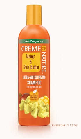 Creme Of Nature Ultra-Moisturizing Shampoo (12 Oz) - Beauty Empire