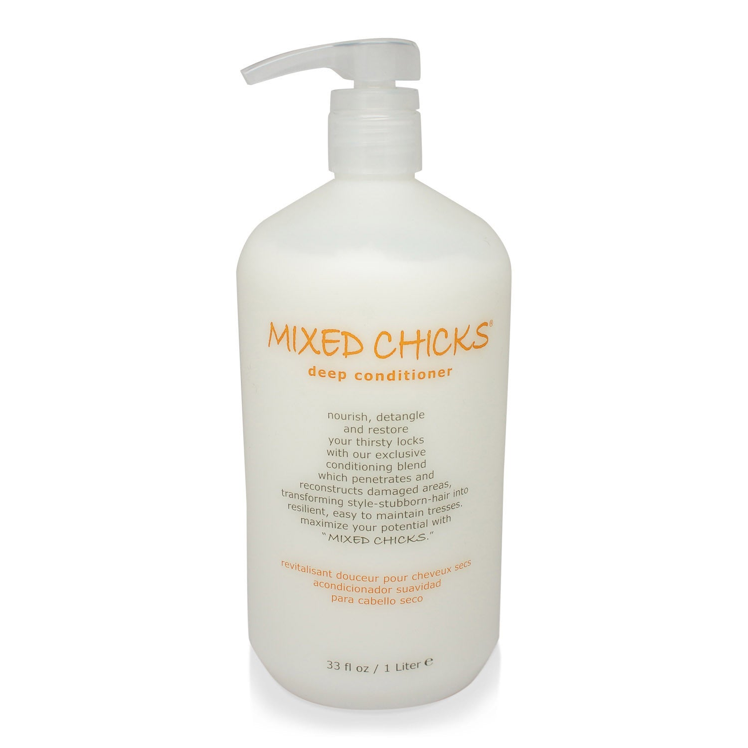 Mixed Chicks Deep Conditioner (33 Oz) - Beauty Empire