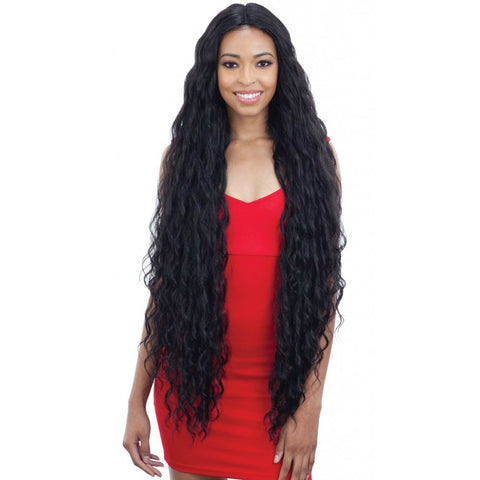 Mayde Beauty 6 Inch Invisible Lace Part Wig - Azera