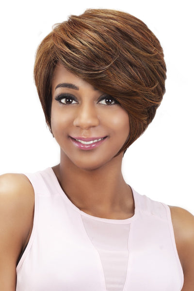 Vivica A. Fox Pure Stretch Cap Synthetic Wig - Modern - Beauty Empire