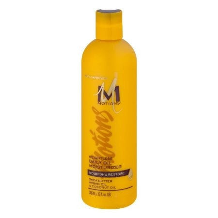Motions Nourish & Restores Daily Oil Moisturizer (12 oz) - Beauty Empire