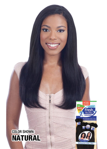 "Saga Popular 100% Human Hair Yaky 4 Pieces (14""14""16""18"")"