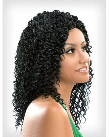 Tasha New Jerry Curl Premium Quality 100% Human Hair - Beauty EmpireLa Nova - 1