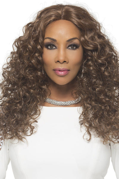 "Vivica A. Fox Natural ""Baby Hair"" Swiss Lace Front Wig - Odette - Beauty Empire"