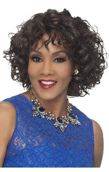 Vivica A. Fox Pure Stretch Cap Synthetic Wig - Oprah 5 - Beauty Empire