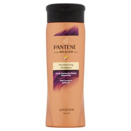 Pantene Relaxed Hair Moisturizing Shampoo (12.6 oz)