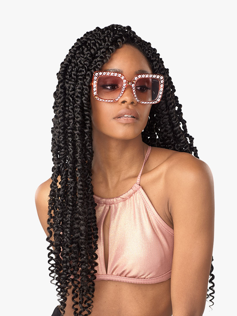 Sensationnel Lulutress Crochet Braid Passion Twist 24