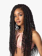 Sensationnel Lulutress Crochet Braid - Passion Twist 24 Inches