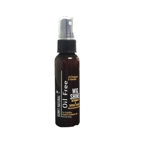 Bonfi Natural Oil Free Wig Shine 2oz