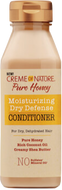 Creme Of Nature Pure Honey Moisturizing Dry Defense Conditioner 12 oz - Beauty Empire